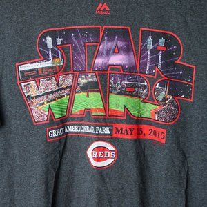 """Majestic """"star wars"""" T-shirt"""